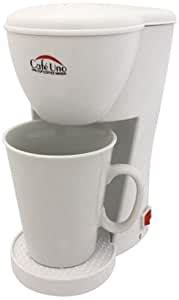 Discounts up to 70% off for all products! Amazon.com: Cafe Uno One Cup Coffee Maker: Single Serve Brewing Machines: Kitchen & Dining