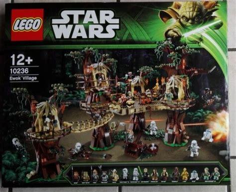 lego star wars  ewok village set minifigures  pc