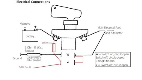 Kill Switch Wiring With A Motronic
