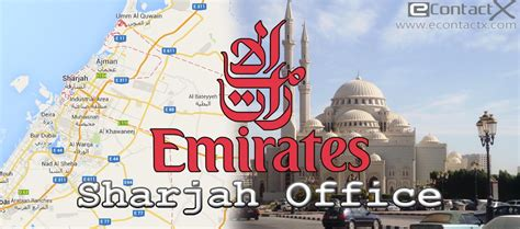 bureau emirates emirates sharjah office contact phone number address