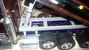 Scale 1  25 Kenworth W900 Dump Truck
