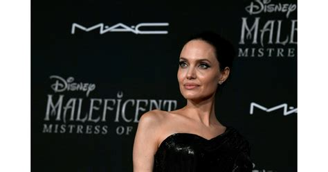 Angelina Jolie Brought Her Kids to the Maleficent 2 ...