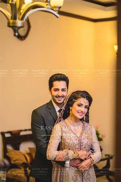 aiza khan  danish wedding pics walima special  bridal