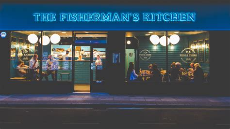 Kitchen Southsea by The Fisherman S Kitchen On Clarendon Road Strong Island