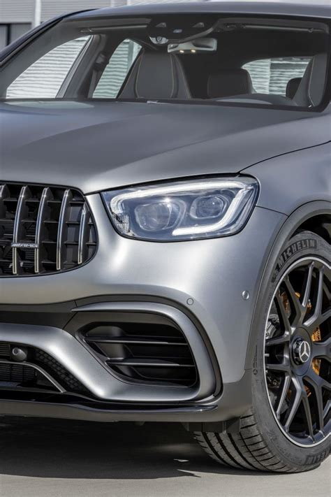 It is available in 2 variants and 6 colours. Mercedes-AMG GLC 63 4MATIC Coupe specs & photos - 2019, 2020 - autoevolution