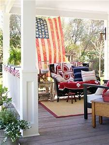 Top 14 Beauty July 4th Front Porch Decor Ideas – Easy DIY