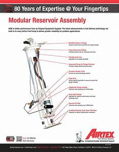 Fuel Pump Module Assembly  Airtex