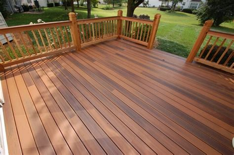 capped composite materials overcome common decking