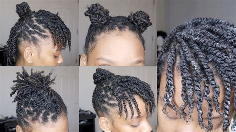 Twist Hairstyles Pictures by Hair Mini Twists Tutorial Styles 4b 4c Hair