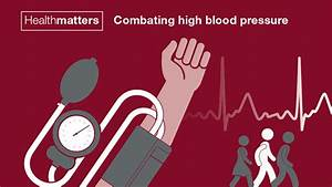 Health Matters: Combating high blood pressure - Public ...