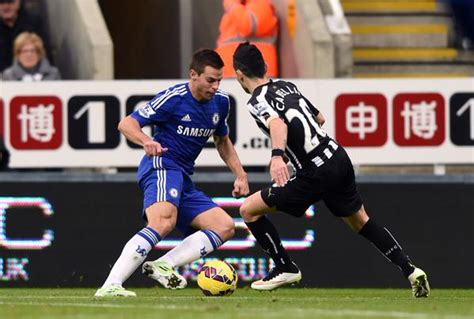 Newcastle vs Chelsea Premier League 2014 - Futbol Sapiens