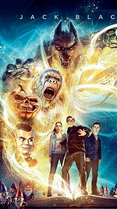 Goosebumps Hollywood Wallpapers Phone Android Cave