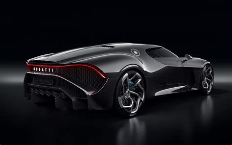 Please contact us if you want to publish a bugatti la. Download wallpapers Bugatti La Voiture Noire, 2019, rear view, black hypercar, new Bugatti ...