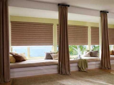 horizontal blinds  wide windows ideas youtube