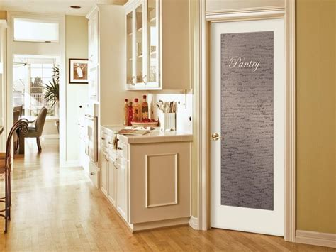 Authentic Recipe Glass Pantry Door Pros