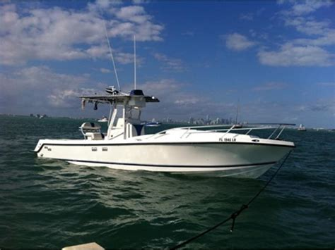 sea vee  center console powerboat  sale  florida