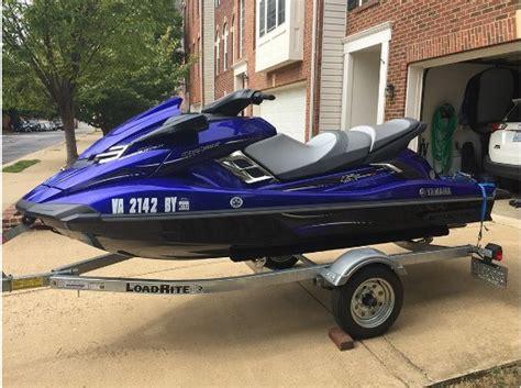 Yamaha Boats For Sale Virginia by Yamaha Waverunner Fx High Output Jet Ski Boats For Sale In