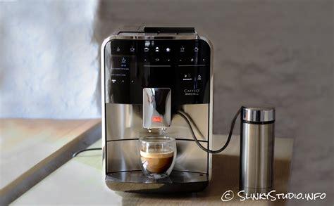 caffeo melitta melitta caffeo barista tsp review slinky studio