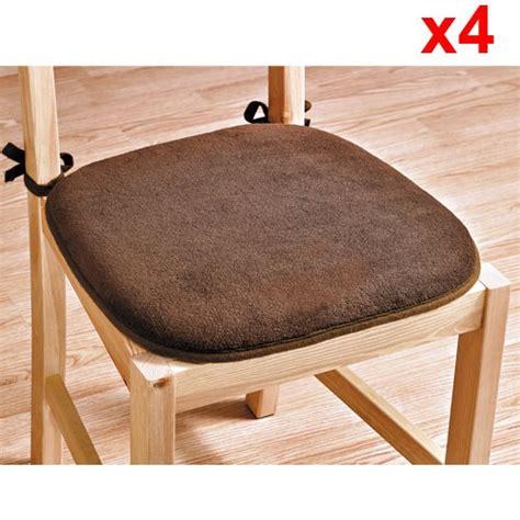 galettes de chaises déhoussables sedao vente de la table déco galettes de chaise