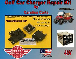 Battery Charger Model 22110 Club Car 48v Wiring Diagram by Club Car Powerdrive Battery Charger Repair Kit Golf Cart