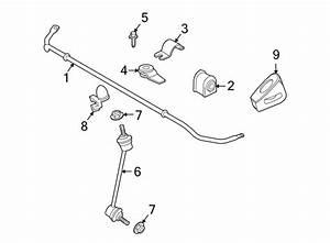 Jaguar Xjr Bracket  Module  Abs  Suspension  Stabilizer