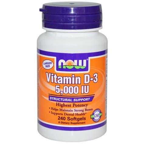 vitamin d l reviews now foods vitamin d 3 5 000 iu 240 softgels iherb com