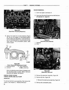 New Holland Ford 1320  1520  1720 Tractor Workshop Manual Pdf