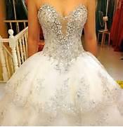WEDDING DRESSES STRAPL...