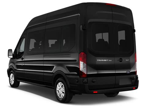 """Image: 2017 Ford Transit Wagon T 350 148"""" High Roof XLT"""