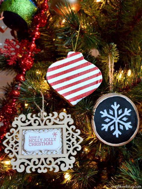 easy christmas ornament ideas with martha stewart crafts
