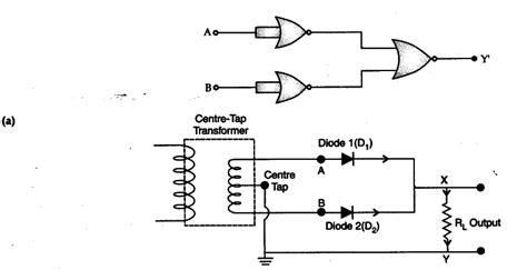 explain briefly     circuit diagram