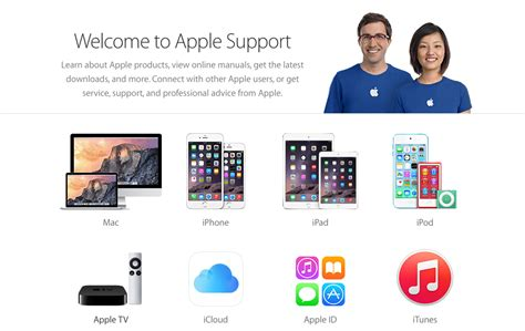 Apple Updates Product Support Page With New Genius Bar