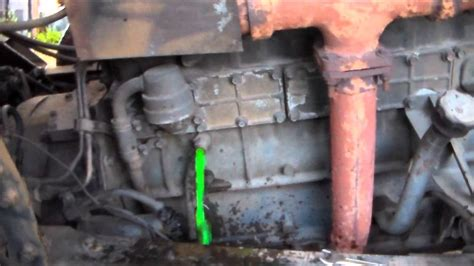 friday truck thermostat part  thermostat removal youtube
