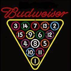 Budweiser Clydesdale Neon Sign Oh my would love to find