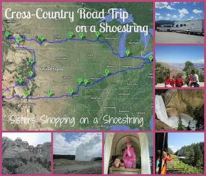 Travel on a Shoestring: Megan's Month-Long Cross-Country ...