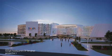 Design Google headquarters OF Benghazi | Noran Samir ...