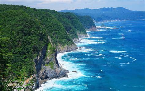 清新蓝色海岸高清风景桌面壁纸大全 清新蓝色海岸高清风景桌面壁纸大全专辑下载-找素材网
