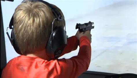 gun safety classes hope   number  kids shot newshub