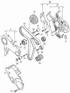 Audi Q5 Belt Tensioner  Roller