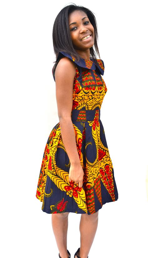 modele de robe africaine robe africaine moderne 2013 mode africaine wax africans and printing