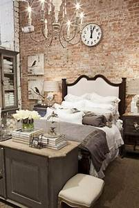57, Spectacular, Interiors, With, Exposed, Brick, Walls