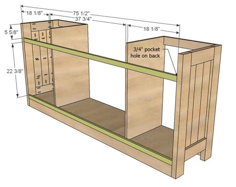 planked wood sideboard building furniture furniture