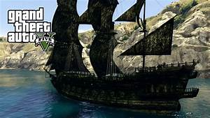 PIRATES OF THE CARIBBEAN SHIPS!! (GTA 5 Mods) - YouTube