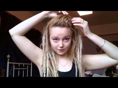 Hairstyles In Your 50s by 50s Pin Up Hair Tutorial For Dreadlocks