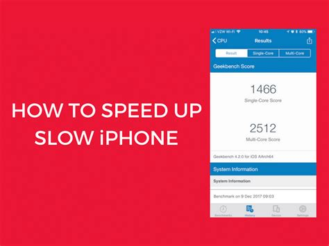 how to speed up my iphone how to speed up a iphone