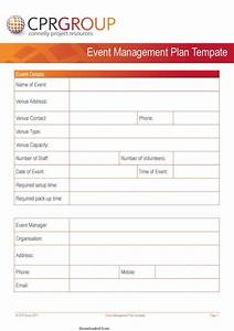 event planning template 3 pdf format e database org
