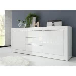 Dolcevita II white gloss sideboard   Sideboards   Sena Home Furniture