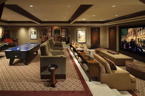 High End Home Design Ideas by Luxury Media Room Room Landry Design Inc