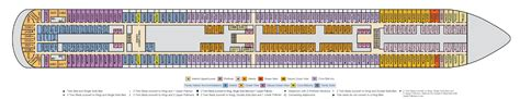Carnival Deck Plans 11 by Carnival Cruise Ship Vista Deck Plans 2017 Punchaos