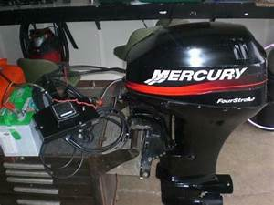 Mercury Outboard Motor 25 Hp